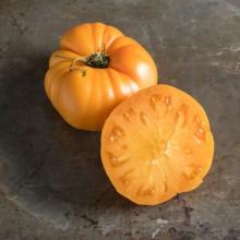 Редкие сорта томатов Бренди Вайн желтое